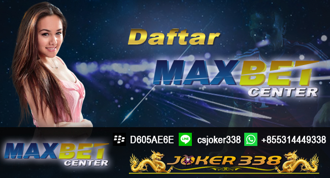 Daftar Maxbet Center