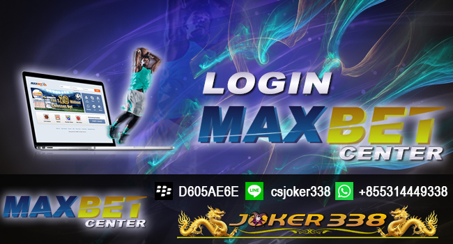 Login Maxbet Center